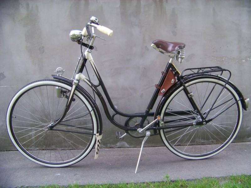 Niemiecki rower Miele z 1952 JUSTYNY I DAWIDA