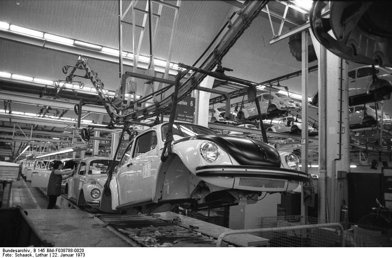 Wolfsburg Vw Autowerk K 228 Fer Auto Nostalgia