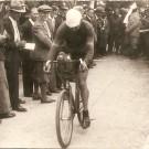 kolarz na rowerze z PaFaRo