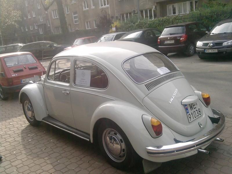 VW TYP 1 1969 Leszka